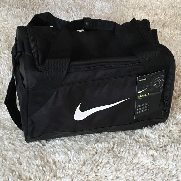 b935cb3d2e38 Nike Brasilia XS Duffle Gym Bag Shoes BA5432-010